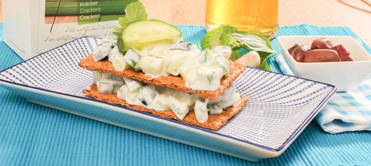 griekse cracker